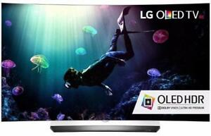 LG 55 B7 & C8 OLED,  4K,UHD, ACTIVE HDR,THIN IQ,Dolby Vision,Dolby Atmos®, webOS 4.0 SMART LED TV