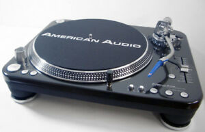 2 AMERICAN AUDIO HTD 4.5 +Traktor scratch 4j + 2 timecode vinyl