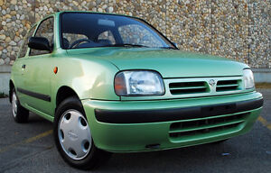 1994 Nissan March (import from Japan)