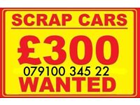 ☎️ Ø791ØØ 34522 SELL YOUR CAR VAN 4x4 SCRAP WANTED BUY MY FOR CASH w9