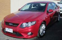 2010 Ford Falcon XR6 Sedan Horsham Horsham Area Preview