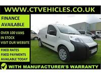 2014 14 Citroen Nemo 1.3HDi 16v 75PS 660 Enterprise Special Edition Van Diesel