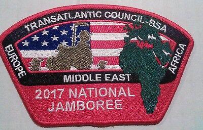Transatlantic Council 2017 National Jamboree CSP JSP correctly spelled version