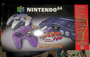 Boxed N64 System