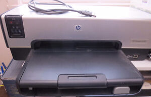 IMPRIMANTE HP DESKJET 6540 PRINTER AVEC LES FILES CONNECTEUR