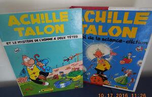 BD: les Schtroumpfs et Achille Talon. Gatineau Ottawa / Gatineau Area image 3