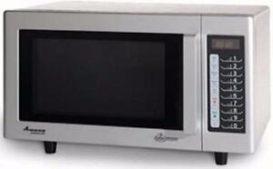 RMS10TS Amana Commercial Microwave