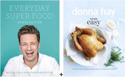 Jamie oliver super food recipe book other books gumtree new cookbooks jamie oliver superfood donna hay new easy forumfinder Gallery