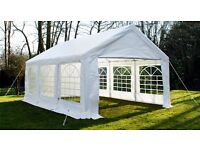 Marquees for hire 6m x 4m and 3m x 4m anywhere within Suffolk