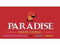 Restaurant Manager and Waiter/ Waitress Required for Indian Restaurant Require Urgent.