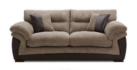 Ernie 3 seater sofa