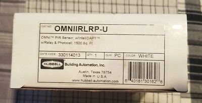 Hubbell Omniirlrp-u Pir Sensor