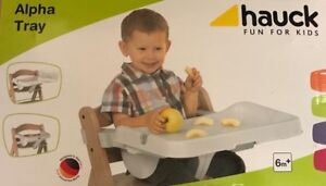 Free tray for hauck highchair