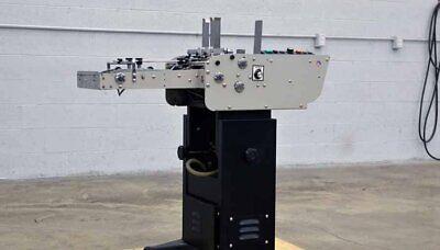 Astro Amc-2000 Friction Feeder With Conveyor