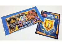 LEGO Nexo Knights Trading Card Game - Swaps (Updated 29/05/17 07:30