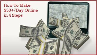 50 Per Day System - Make Money Online Easily Instant Pdf Download
