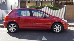 2006 Peugeot 307 Hatchback Brunswick Moreland Area Preview