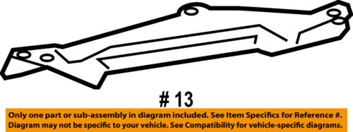 Superb Chrysler Oem 04 08 Crossfire 3 2L V6 Exhaust Heat Shield Right Wiring 101 Israstreekradiomeanderfmnl