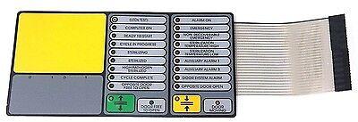 New Pp700002 Keypad Security Door Control Membrane