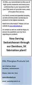 Fibreglass Septic & Holding Tanks & Cisterns Moose Jaw Regina Area image 6