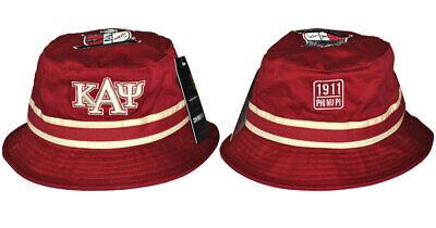 Kappa Alpha Psi Fraternity Crest Bucket Hat-New!