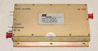 Microsemi Aml Communications 149-0831-30 Rfis 800-900 Mhz