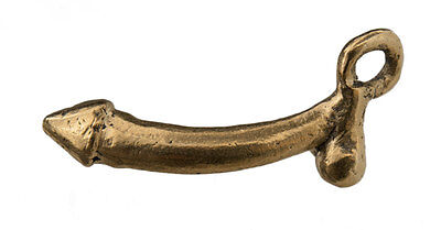 Amulet African Willy Penis Phallus Verge-Fertility Protection -148- D68