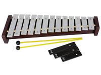 Percussion Workshop HK1130 13 Note Soprano Diatonic Glockenspiel/Xylophone - NEW - Half a Box
