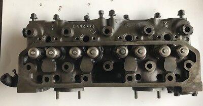 Hercules D-198er Cylinder Head
