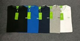 WHOLESALE HUGO BOSS T SHIRT RALPH LAUREN LACOSTE ARMANI SMALL TO XXL