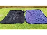 Blow up camping beds - double