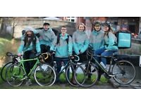 Shrewsbury Deliveroo Riders Wanted