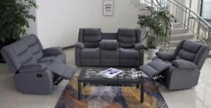 Amazing Deal Recliner Sofa and Loveseat
