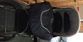 Silver Cross Pram , Pushchair with carry cot