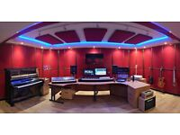 Band Practice Studio For 2x Band Share