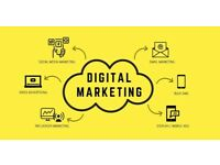 Free Digital Marketing and Website Building Classes At Swiss Cottage, London