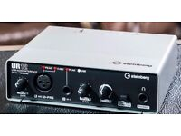 Steinberg UR12 Usb low latency Audio interface 24bit