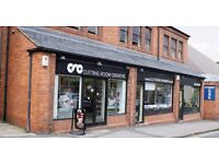 Receptionist for hairdressing salon - Cutting Room Creative, Leeds
