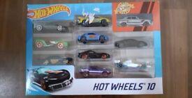 Brand New Hot Wheels Set