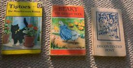 set of three Vintage Ladybird Books Series 497