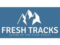 Catered Ski Chalet Alpe d'Huez- CHRISTMAS AVAILABILITY