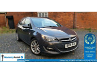 Vauxhall Astra SRI Estate 1.6 Petrol 2014 5dr *1 Year Warranty* 68k ULEZ Free