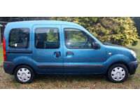 Renault Kangoo Wheelchair adapted & Jazzy 1121 elec Chair