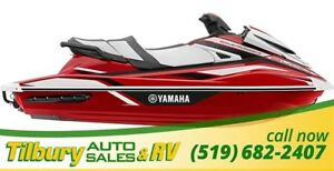 2018 yamaha  GP1800-TB----TORCH RED/WHITE $250 INSTORE CREDIT +