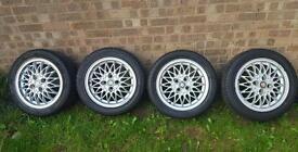 Astra gte mk2 wheels....4 x 100