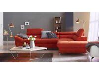 L shape living room Sofa bed