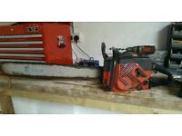 Chainsaw jonsered stihl husqvarna