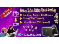Fatima Zahra Online Quran Acadmy
