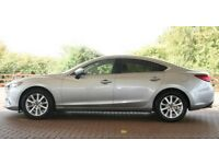 A BEUTIFULL MAZDA 6 WITH FANTASTIC FUEL ECONOMY FOR TAXI HIRE £110 P/W