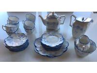 Grafton Fine Bone China Tea Service